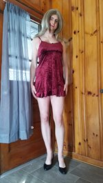 I hope you like this dress, it may be a little short