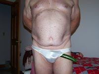 white panties day