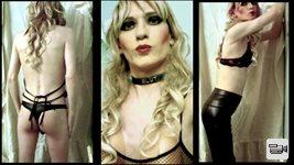 dildo play, various clothing, posing